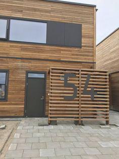 7 budynków pasywnych Halmstad (projekt autorski dla PROCYON)