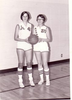 our basketball uniforms in high school were just this short & snug...in the 60's.
