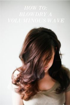 Waves on waves on waves: http://www.stylemepretty.com/living/2014/01/17/8-hairstyles-every-girl-should-know/