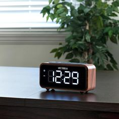 Product of the Week: Smart Wireless Charging Alarm Clock, Speakers and FM RadioProduct of the Week: Smart Wireless Charging Alarm Clock, Speakers and FM RadioStylish alarm clockStylish alarm clockVictrola bedside clock with FM radioOur Victrola Bedroom Clocks, Bedside Clock, Cute Alarm Clock, Radio Alarm Clock, Modern Alarm Clock, Flip Clock, My New Room, My Room, Clock Tattoo Design