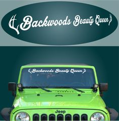 Create Your Own Custom Windshield Decal Banner Maker Diesel - Car windshield decals customcustom windshield decal maker