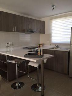 Luxury Kitchen Design, Kitchen Room Design, Home Decor Kitchen, Interior Design Kitchen, Open Plan Kitchen Living Room, Kitchen Sets, Small Kitchen Makeovers, Kitchen Cupboard Designs, Elegant Kitchens