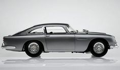 Aston Martin DB5 scaled model car of James Bond 007. Mine is long lost. Breaks my heart. May just have to re-invest in this particular hobby.