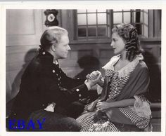 Jeanette MacDonald Nelson Eddy VINTAGE Photo New Moon