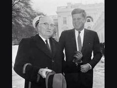 President Kennedy and President Truman.
