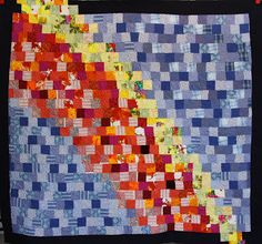 Mamaka Mills Recycled and Custom Memory Quilts: Recycled Quilt Made From Tons of Different and Unique Fabrics!!
