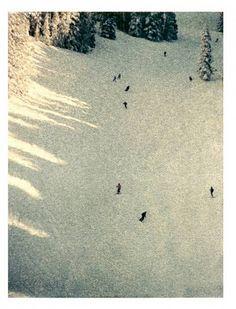 John Huggins (Imbue), Aspen #10, ed. of 17 2014, K-3 pigment print