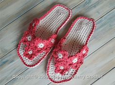 Make These Gorgeous Crochet Summer Sandals