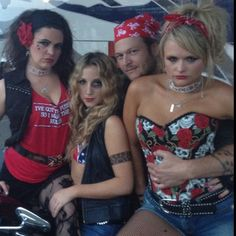 Pistol Annies and Pistol Andy.....