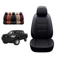 5 Best Toyota Tacoma Seat Covers – Four Wheel Trends