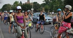 How your bicycle will make you popular - I can definitely vouch for this. Biking is a great social activity!