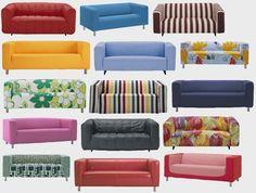 30 Years of IKEA's KLIPPAN Sofa: 1979 - 2009   Apartment Therapy
