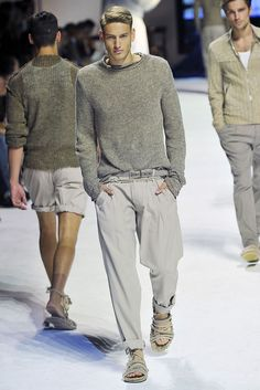 Dolce and Gabbana Men's Spring 2011