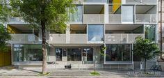 Dogarilor Apartment Building / ADN Birou de Arhitectura . 2014
