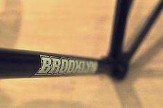 Brooklyn machine gangsta 2 frame, she's mine!