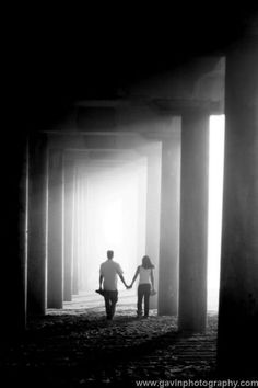 We don't know what the future has in store for us, but we'll always be there for each other as we walk forward.