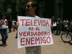 CNN crea un espacio para recopilar fotos y videos del movimiento #YoSoy132.