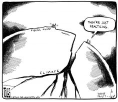 Tom Toles goes green - The Washington Post