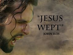 My KING Weeps for you my brothers and sisters...my heart breaks for you... אֵל רֳאִי does not only see, HE suffers with your suffering...