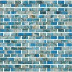 ShawFloors - Azure - Glass Expressions Frosted Micro Blocks