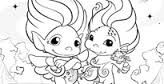 zelfs coloring pages | Kids Colouring In Pages on Pinterest | Colouring In Pages ...