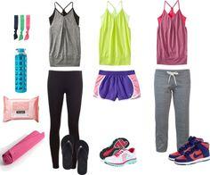 Live Healthy: Fitness Fashion