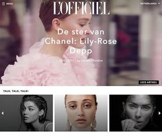Happy to announce our NEW GLOBAL WEBSITE! Fashion beauty lifestyle art travel mens fashion tutorials and more all on one platform which unites the L'OFFICIEL global network. LINK IN BIO to discover this new and exciting experience! #lofficiel #lofficielparis #lofficielnl #lofficielhommesnl #thenewlofficiel #lofficielworldwide  via L'OFFICIEL NL MAGAZINE INSTAGRAM - Fashion Campaigns  Haute Couture  Advertising  Editorial Photography  Magazine Cover Designs  Supermodels  Runway Models