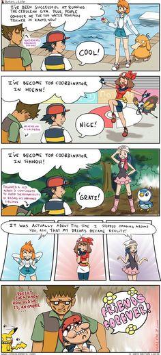 Poor Brock.