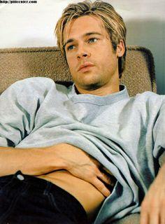 Beautiful Boys, Gorgeous Men, Pretty Boys, Brat Pitt, Brad Pitt Photos, Brad And Angelina, I Love Cinema, Stanley Kubrick, Film Serie