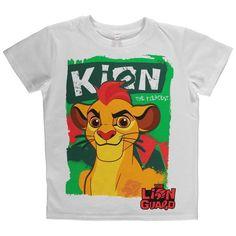 Disney | Disney Lion Guard T Shirt Child Boys | Kids Character Clothing