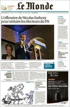 Le Monde 22052  - Jeudi 10 décembre 2015