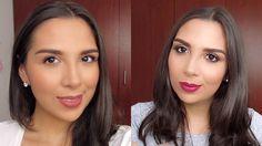MAQUILLAJE DE DIA A NOCHE CON 5 PRODUCTOS | Alejandra Galindo