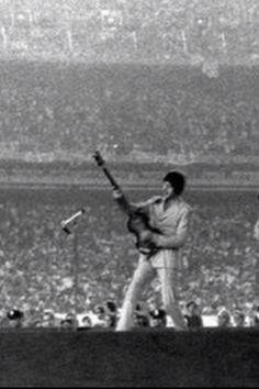 Paul at Shea Stadium, NY