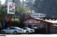 Val's Burgers in Hayward California...u haven't had a burger shake n steak fries till u hit up this spot.