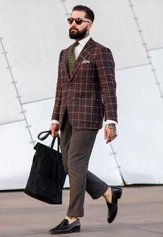 Men's Street Style Inspiration #11 I recently...   MenStyle1- Men's Style Blog