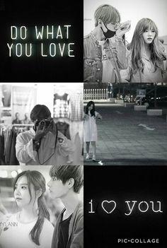 Meus dois filhos doidinhos♥ Kim Taehyung (BTS) e Kim Sohye (I.O.I)