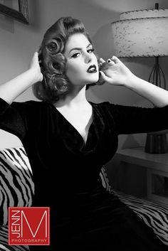 #vintage hair