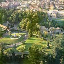 Risultati immagini per rome botanical gardens