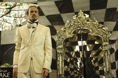 Heath Ledger in The Imaginarium of Doctor Parnassus Costume design by Monique Prudhomme