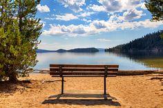 Peace on Payette Lake, McCall, Idaho