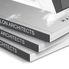 A4 Perfect Bound Brochures 2