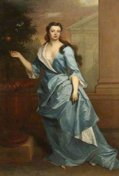 Henrietta Maria, Baroness Ashburnham ~ 1717, Michael Dahl I