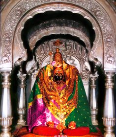 Download Lord Tulja Bhavani wallpapers to your cell phone