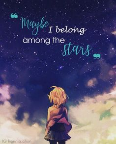 Kyoukai No Kanata || Anime Quotes