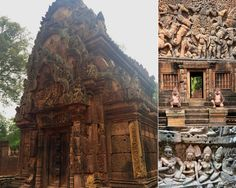 Temples of Angkor – The Girls Who Wander Angkor, The Girl Who, Temples, Cambodia, Big Ben, Barcelona Cathedral, Wander, Building, Girls