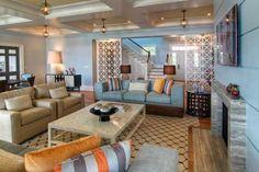 orange color scheme | ... Design, 9 Decor and Paint Color Schemes that Include Gray Color