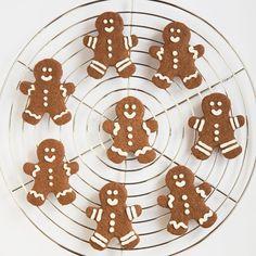 Gingerbread Man - omino di Pan di Zenzero - Un biscotto al giorno
