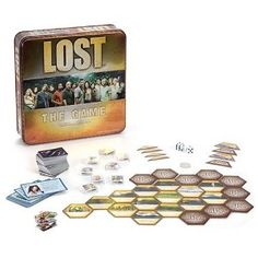 LOST - The Game (Disclosure - Affiliate link)