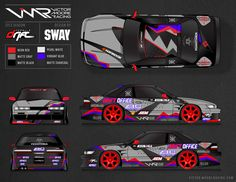 Victor Moore Returns to Formula DRIFT and Reveals New Drift Car Livery