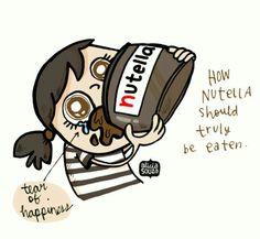 Nutella lover